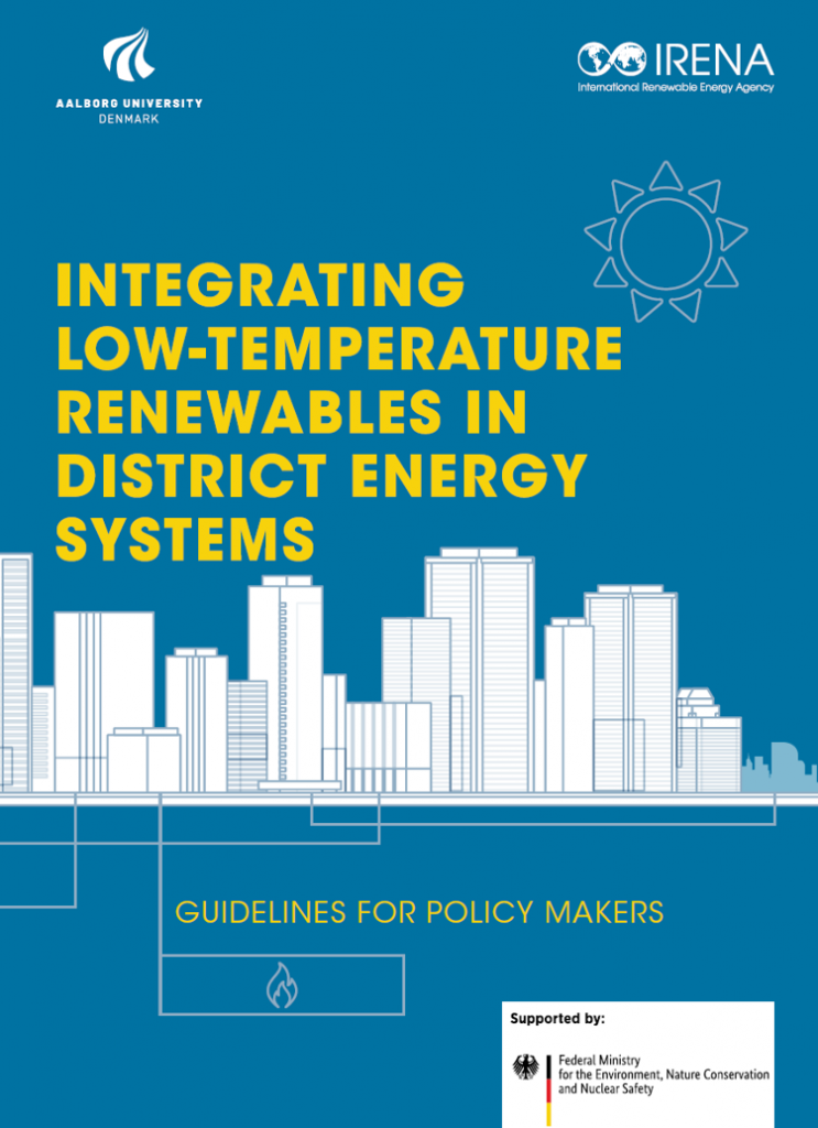 Guidelines for policy makers to facilitate the integration of low-temperature renewables in district energy systems